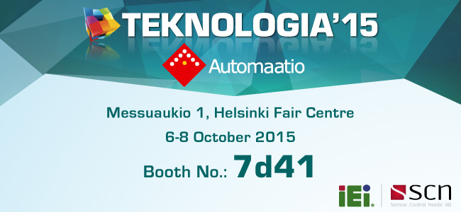 Teknologia - Automaatio 2015