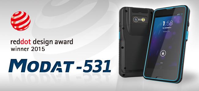 IEI Wins Red Dot Award 2015