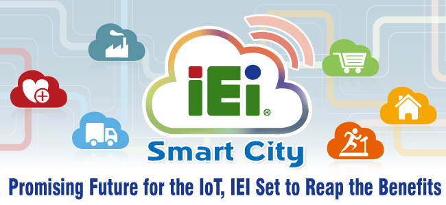 Promising Future for the IoT, IEI Set to Reap the Benefits