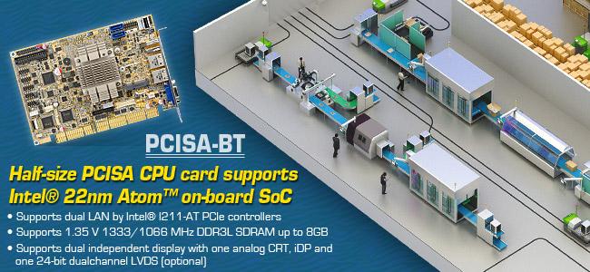PCISA-BT