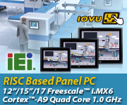 RISC Based Panel PC