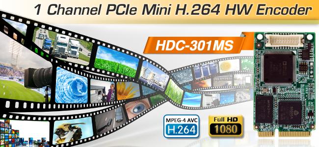 HDC-301MS