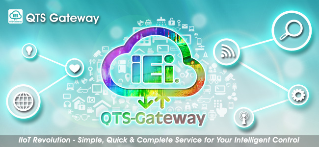 QTS Gateway