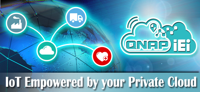 IEI's IoT Empowered by Your Private Cloud