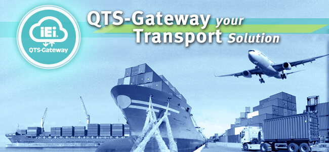QTS-Gateway your Transport Solution