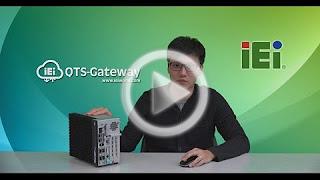 IEI QTS Gateway