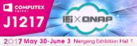 IEI X QNAP computex 2017