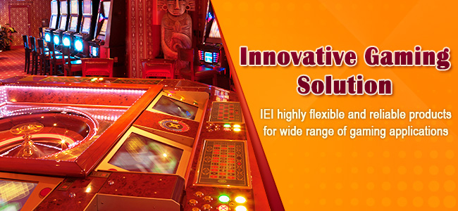 IEI Gaming Solution