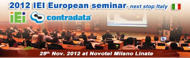 2012 Contradata Seminar