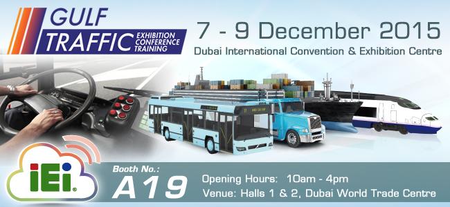 Gulf Traffic 2015