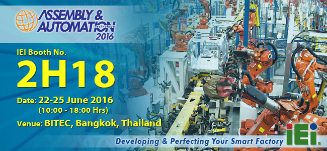 Assembly & Automation Technology 2016 Thailand