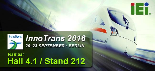 2016 InnoTrans