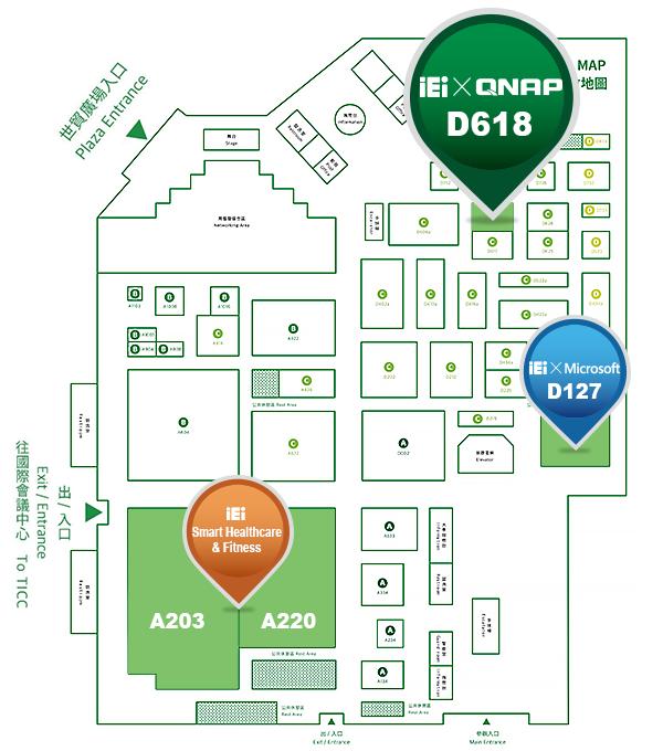 WCIT Map