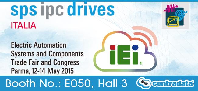 SPS IPC Drives Italia 2015