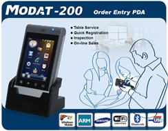 MODAT-200: Order Entry PDA