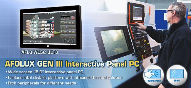 AFL3-W15C Panel PC