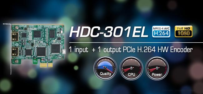 HDC-301EL