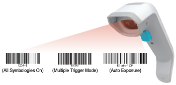 Easy Setting for Barcode Preference or Symbology