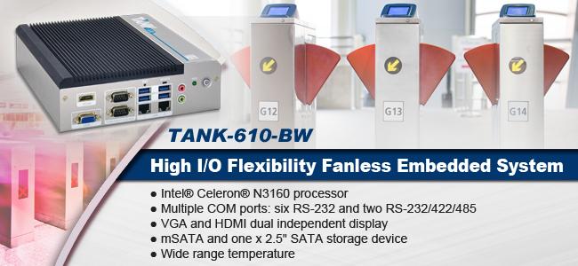 TANK-610-BW