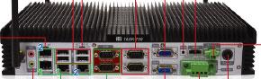 TANK-700 Fully Integrated I/O