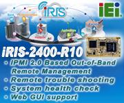 iRIS-2400-R10