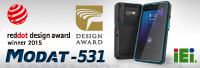 IEI Wins Red Dot Award 2015 - MODAT-531