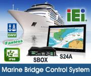 Marine Bridge Control System - S24A-QM87&SBOX-100-QM87