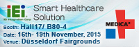 Meet IEI at MEDICA 2015