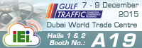 Meet IEI at Gulf Traffic 2015