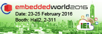 Meet IEI at Embedded World 2016