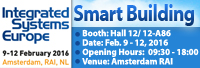Meet IEI Smart Building Solutions at ISE 2016 Netherland!!