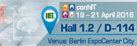 Meet IEI's Smart Healthcare Solution at ConhIT 2016 Germany!!