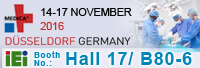IEI Showcases the Complete Healthcare Solution at MEDICA 2015 Germany