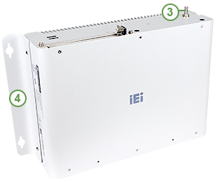 IEI medical box pc feature